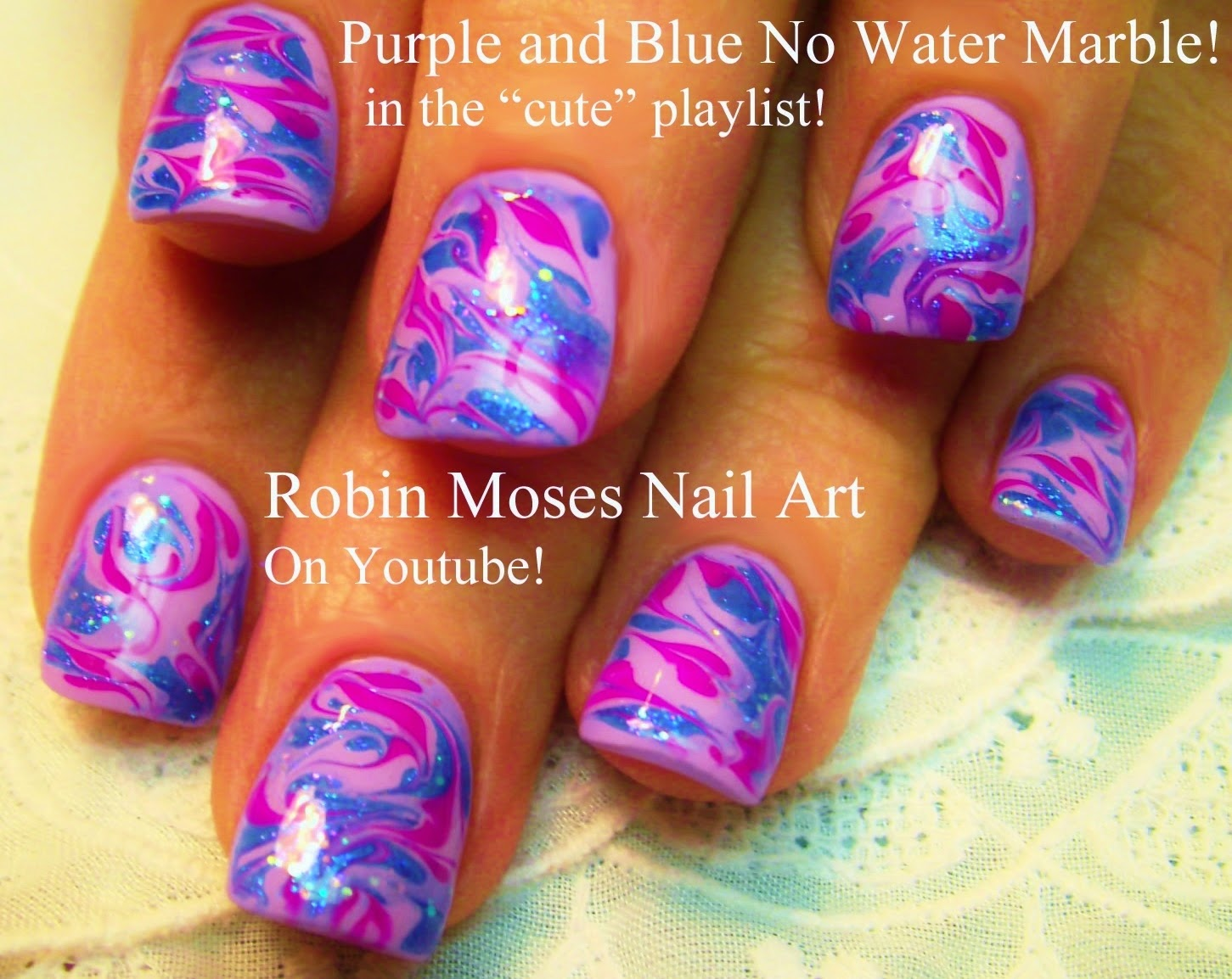 Robin moses nail art no water marble nails marble nails blue no water marble nails marble nails blue nail art purple nail art water marbling no water marbling fun nail art nail art no water marbling prinsesfo Gallery