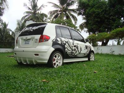 Modified Cars Kerala