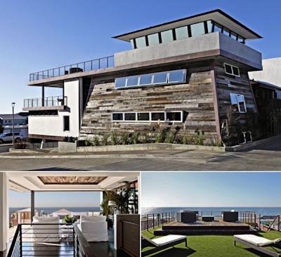 diseño casa playa