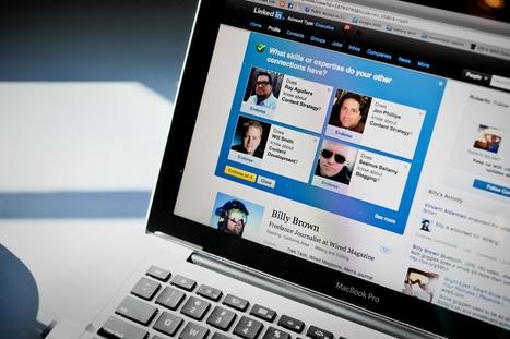 Социальная сеть LinkedIn