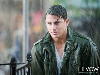 Channing Tatum  - The Vow 2012
