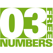 03numbersforfree logo
