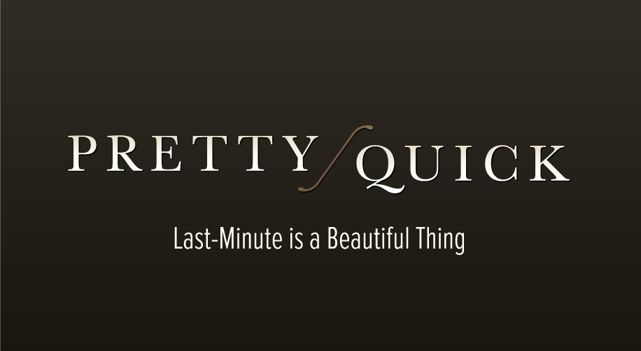 PrettyQuick, Logo, Beauty, Chicago
