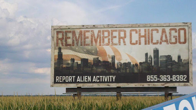 remember chicgo report alien activity transformers