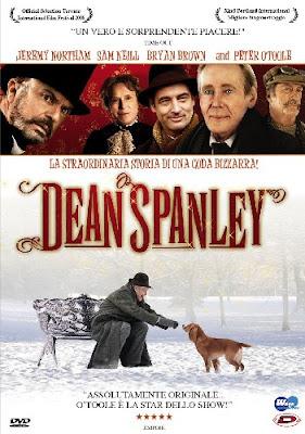 Dean Spanley, DVD, copertina
