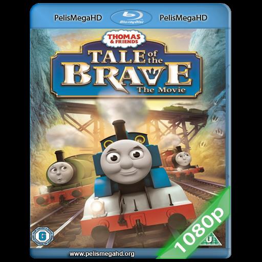 THOMAS & FRIENDS: TALE OF THE BRAVE (2014) FULL 1080P HD MKV ESPAÑOL LATINO