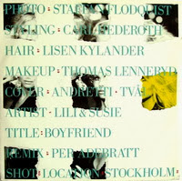 Lili & Susie - Boyfriend (Single)
