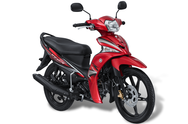 Yamaha Indonesia resmi rilis Vega Force yang sudah EURO 3 . . mesinnya bandel dan irit !