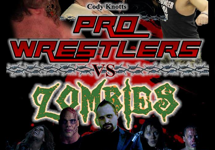 Pro Wrestlers Vs. Zombies - Zombie of the Week