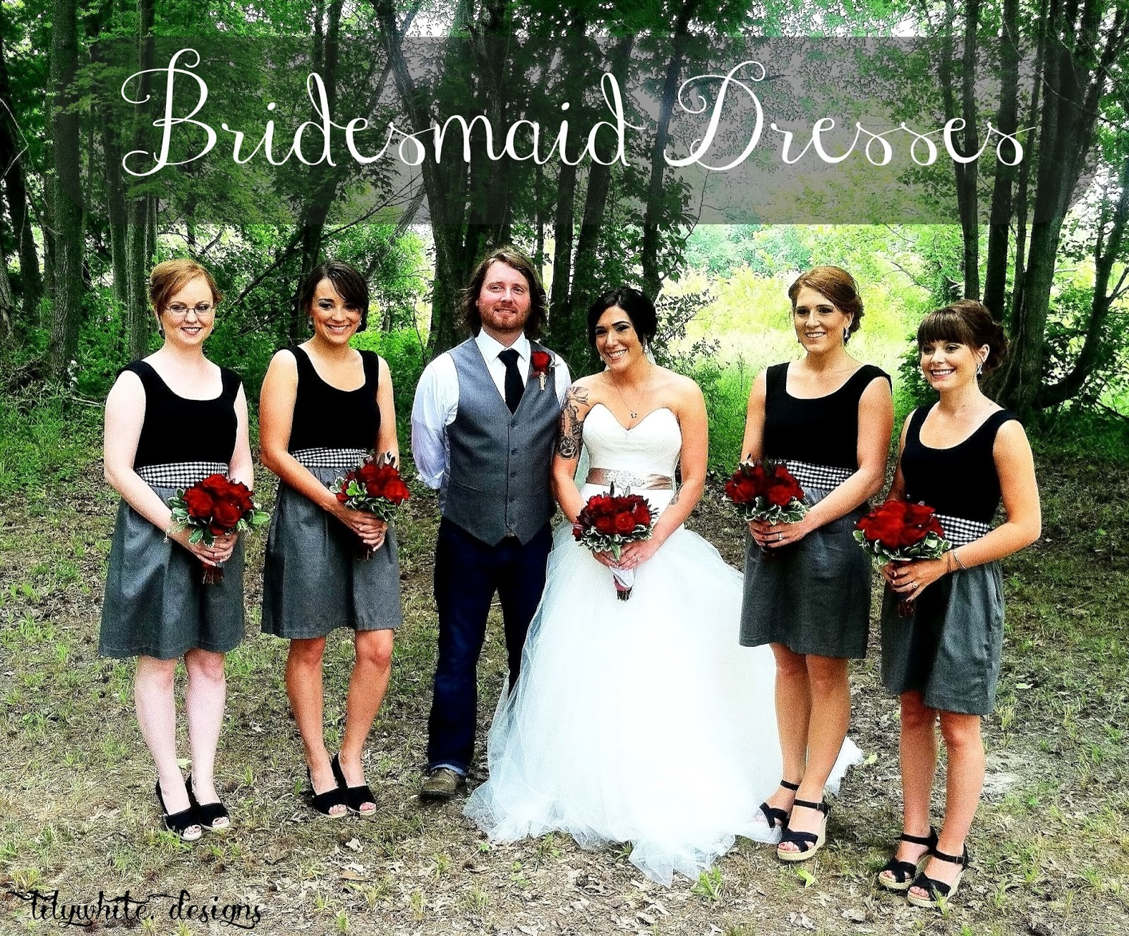 Wedding decoration black bridesmaid dresses outdoor wedding black bridesmaid dresses with short style email this blogthis share to twitter share to facebook share to ombrellifo Image collections