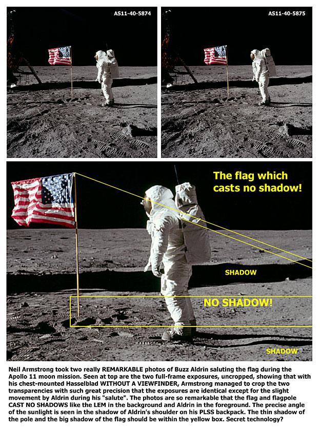 moon landing evidence - photo #38