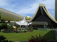 Brunei's Royal Palace Istana Nurul Iman