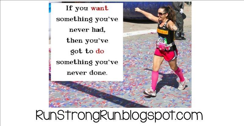 Run Strong Run