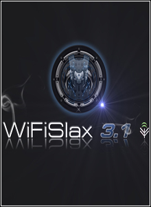 WiFi Slax Wireless Hacking Live CD v.3.1