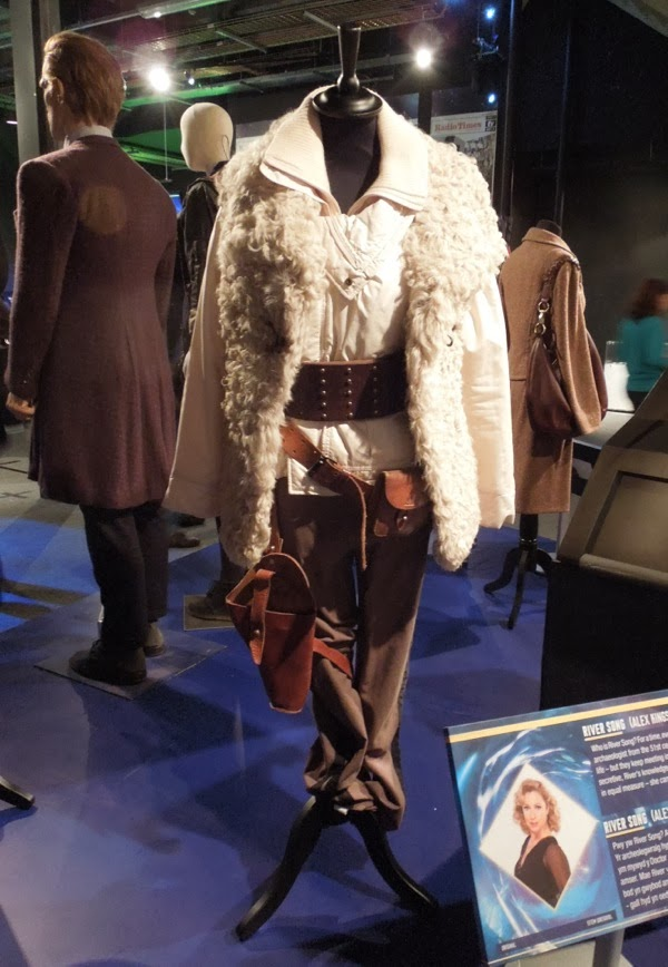 River Song Doctor Who The Pandorica Opens costume