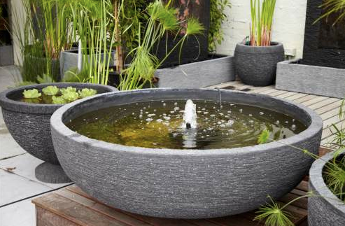 Garden Design Garden Design with Garden Water Features on