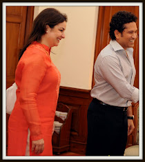 Tendulkar in PMO