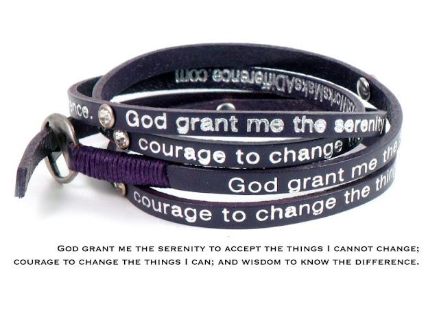 serenity good works bracelet