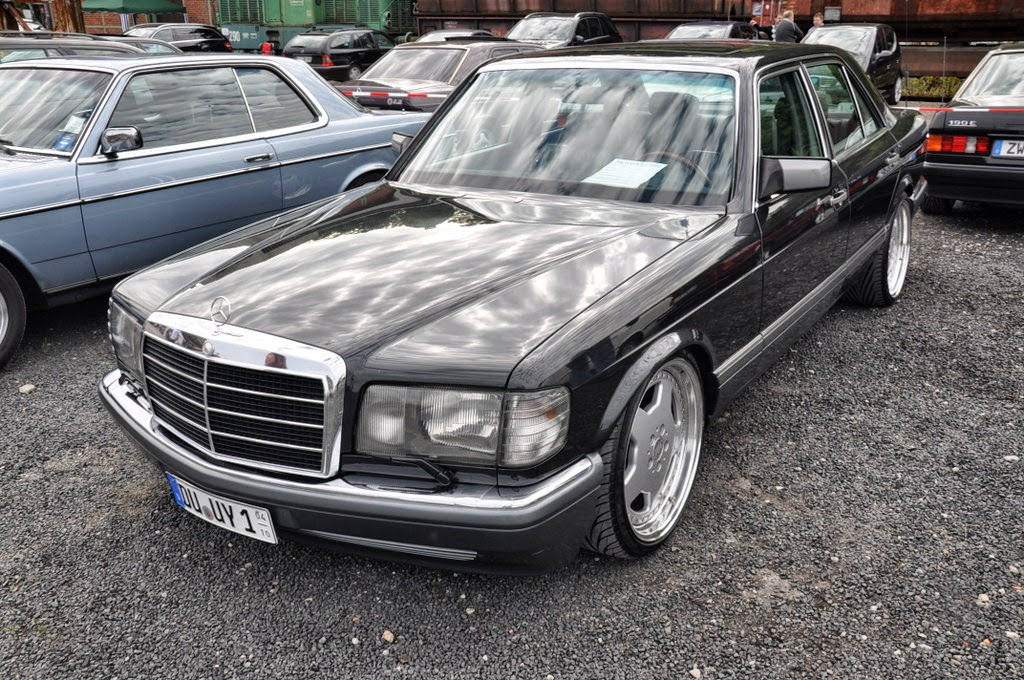 Mercedes benz w126 560sel benztuning for Mercedes benz w126