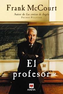 Frank McCourt   El Profesor