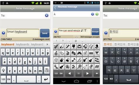 Smart Keyboard Pro v4.21.0 Cracked MOD APK