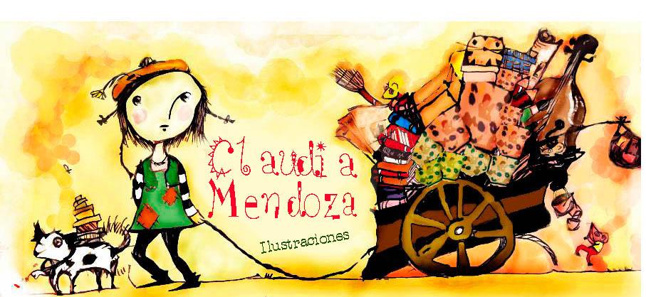 CLaUdia MeNDoZa -  ilustradora / illustrator