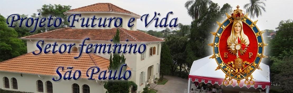 Arautos do Evangelho em São Paulo: Cenáculo