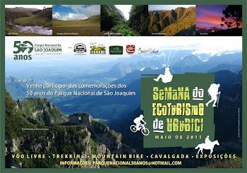 50 anos do Parque Nacional de São Joaquim