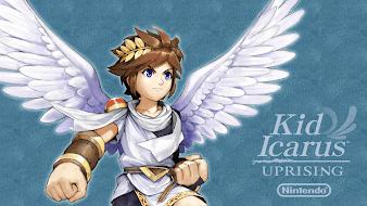 #6 Kid Icarus Wallpaper