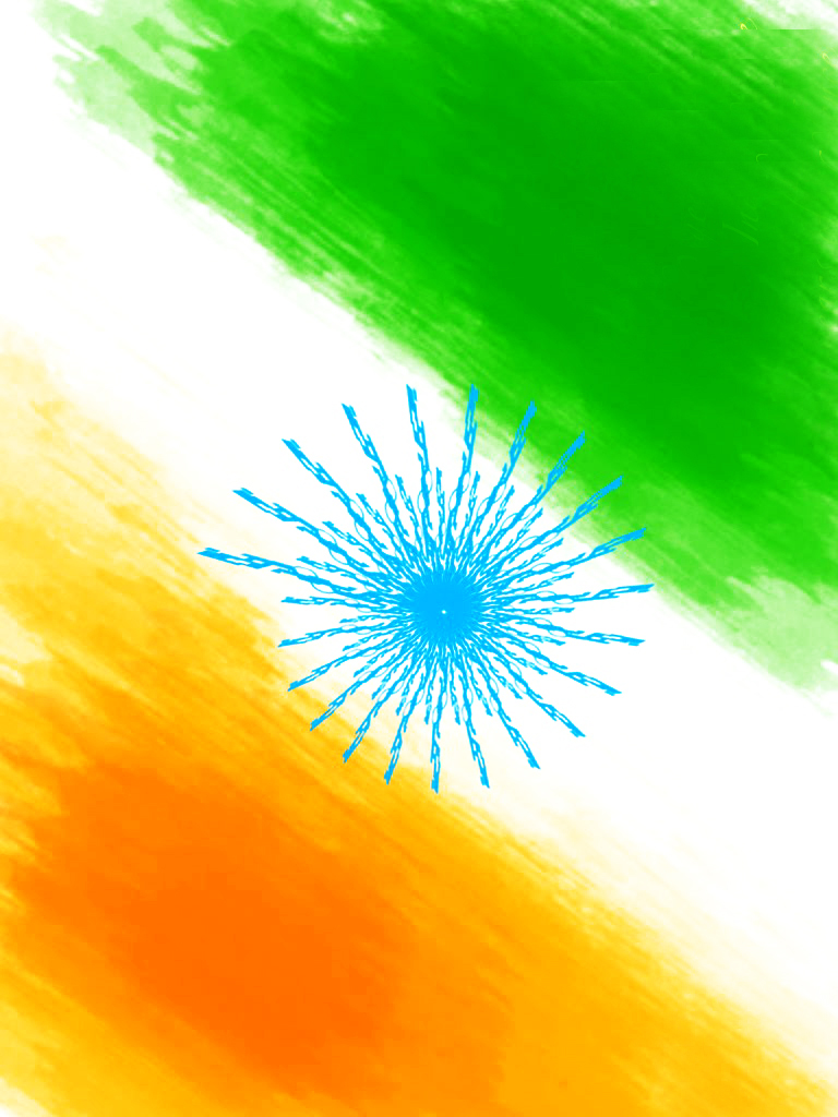 Indian Flags Backgrounds - PPT Backgrounds Templates