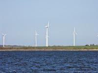 Farma wiatrowa koło Swarzewa
