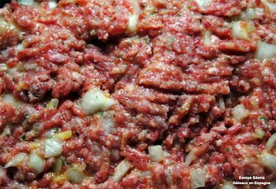 viande hachee boulettes recette sauce tomate