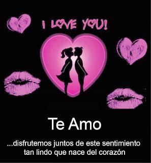 Frases De Amor: Te Amo Disfrutemos Juntos De Este Sentimiento Tan Lindo