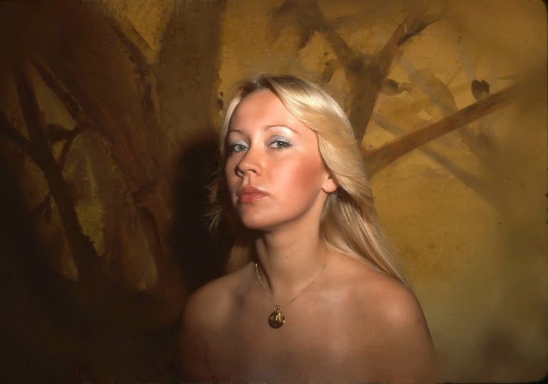 Agnetha Faltskog The Abba Icon Photo Flashback To 1977