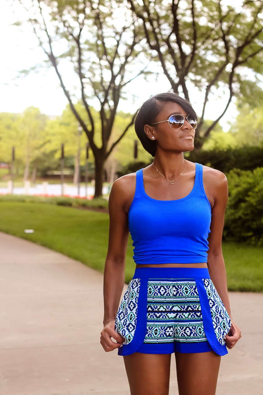 The Daileigh: COBALT HUE
