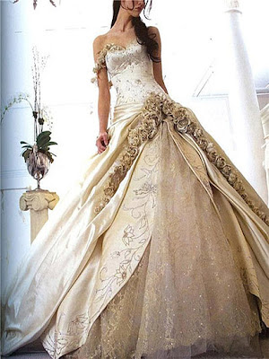 Wedding Dress Designer on Western Wedding Dresses   Fashion N Culture