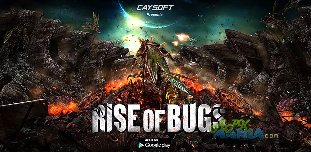 Rise of Bugs v1.0 APK