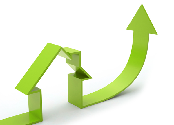Housing Prices Are Up 8%
