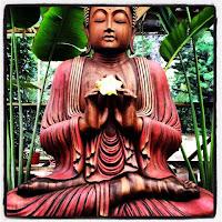 Sacred Garden Buddah Garden