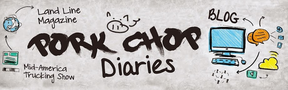 Pork Chop Diaries 2015
