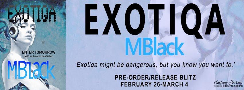 Exotiqa Pre Order Release Blitz