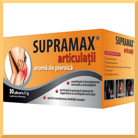 Informatii despre Supramax Articulatii