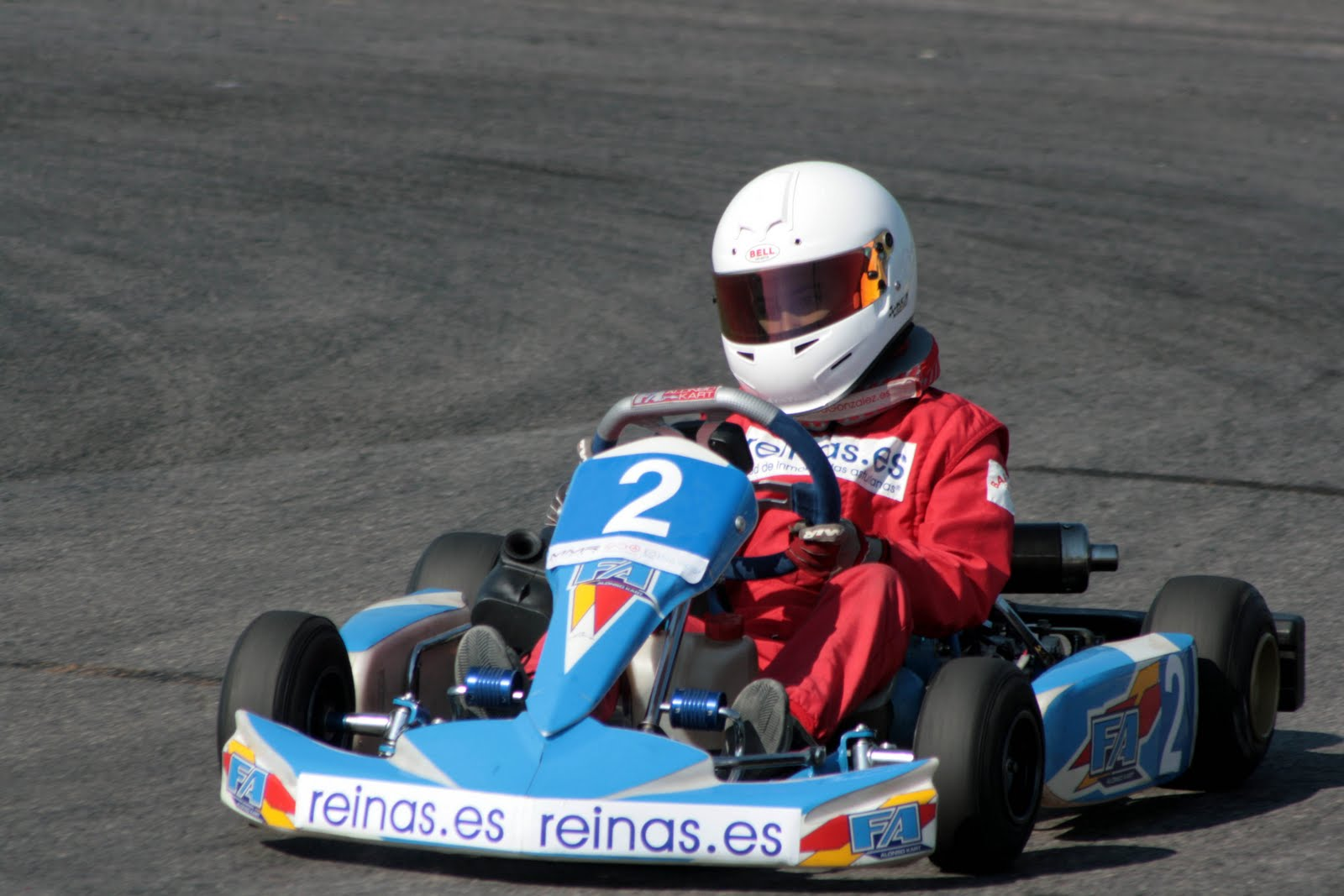 Circuito Karting : Sandamias competicion karting circuito de asturias