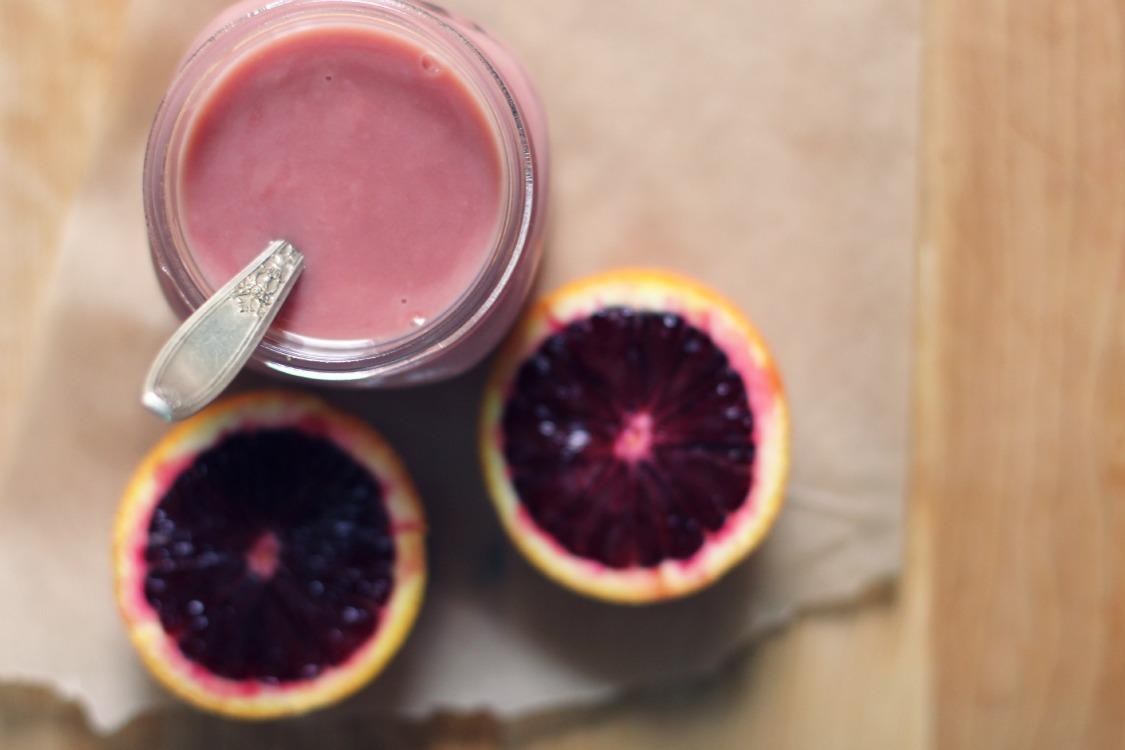 The Vanilla Bean Blog | blood orange curd