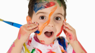anak kreatif dan aktif calon pemimpin masa depan