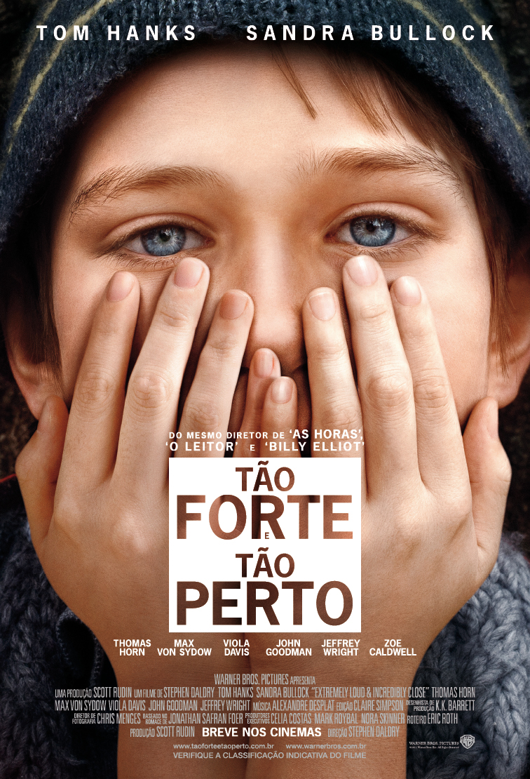 Tão Forte e Tão Perto Dublado 2012