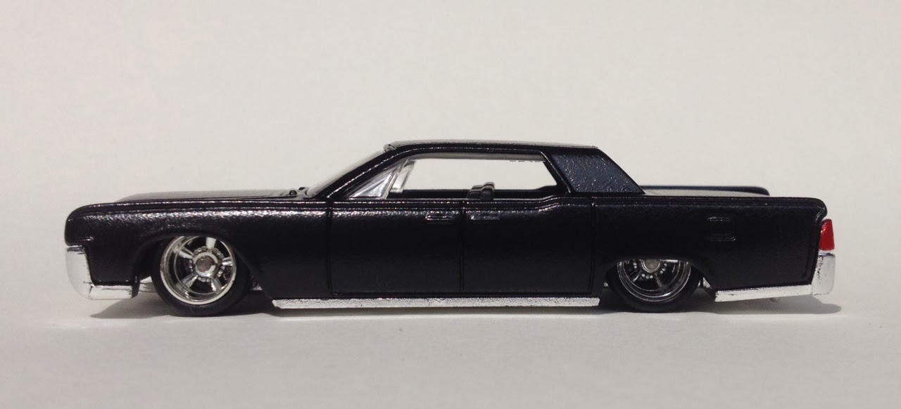 lincoln continental 1964 hot wheels hot wheels james bond 007 1964 lincoln continental. Black Bedroom Furniture Sets. Home Design Ideas