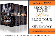 Brought to His Knees Tour & Giveaway