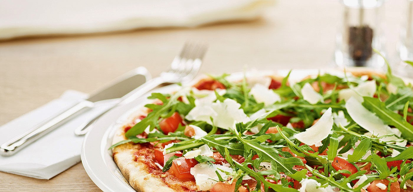 pizza-rucola