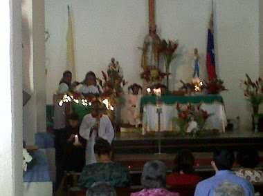 Misa de Acción de Gracias a los Docentes